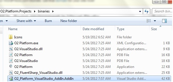 Visual Studio Addin