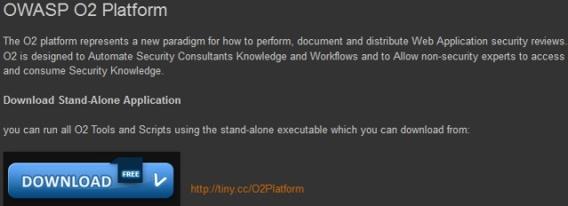O2 Platform latest version